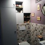 Aménagement salle de bain par ébéniste Penestin