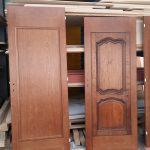 Menuiserie intérieure à Pénestin : réalisation portes